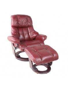 Кресло-реклайнер для отдыха RELAX LUX
