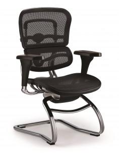 Кресло ERGOHUMAN Standard для посетителя