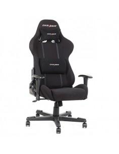 Кресло DXRacer OH/FD01/N для геймера, компьютерное, черное