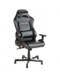 Кресло DXRacer OH/DF03/N для геймера, компьютерное, черное