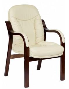 Кресло СА1316С для посетителя бежевый цвет