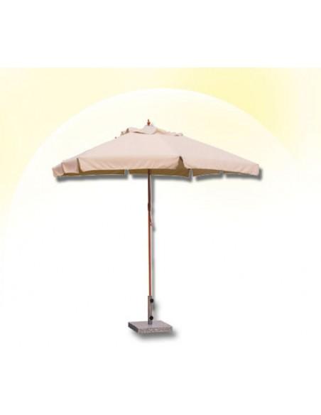 Зонт квадратный МИЛАН деревянный