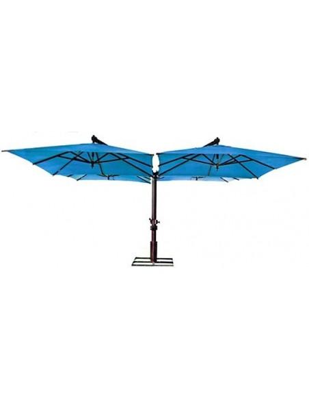 Зонт консольный QUATRO металлический