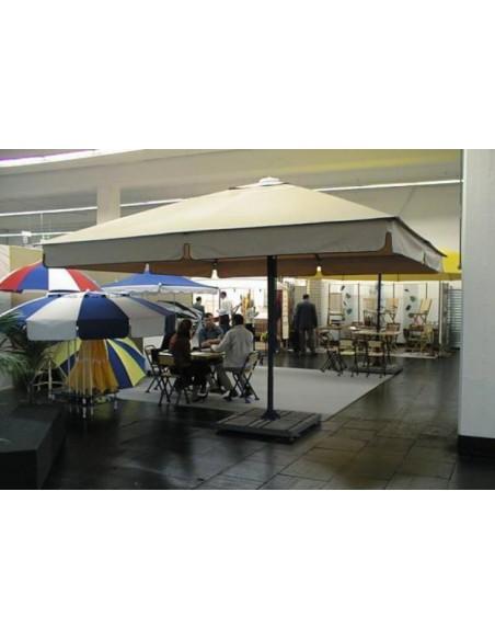 Зонт квадратный ВЕНА деревянный