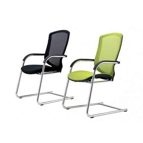 Кресло Okamura Contessa Guest chair для посетителей кожаное