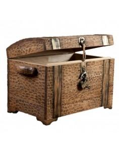 Сундук для денег деревянный