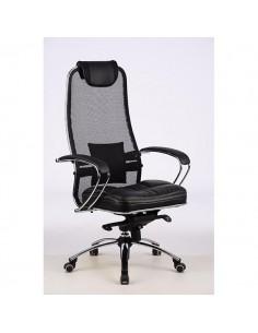Кресло METTA SAMURAI SL1 BLACK для руководителя