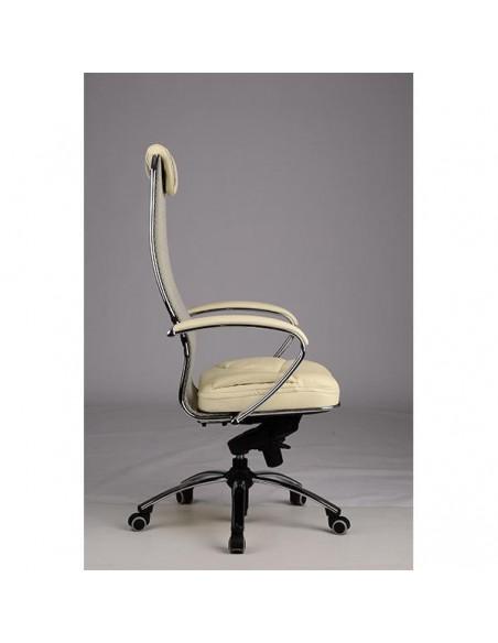 Кресло METTA SAMURAI SL1 BEIGE для руководителя