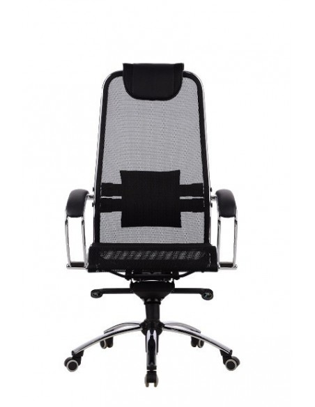 Кресло SAMURAI S1 BLACK для руководителя