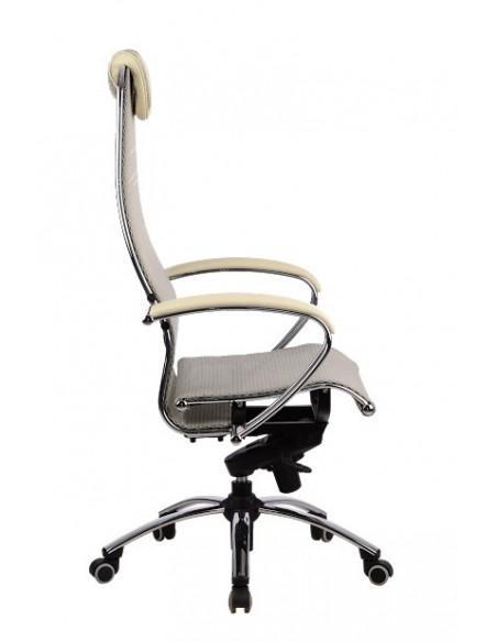 Кресло METTA SAMURAI S1 GREY для руководителя