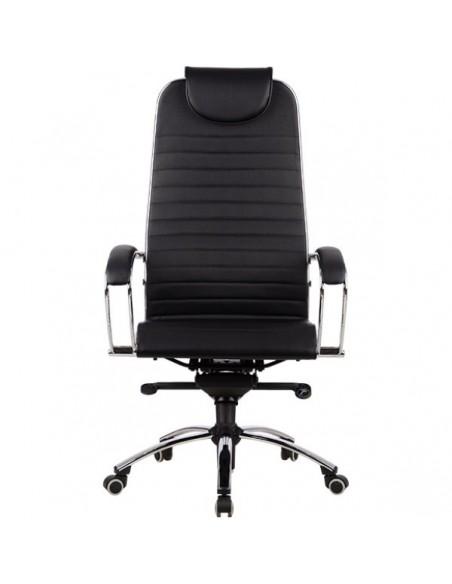 Кресло METTA SAMURAI K1 BLACK для руководителя
