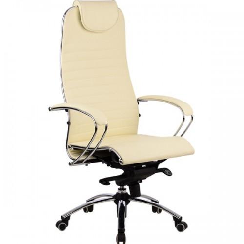 Кресло SAMURAI K1 BEIGE для руководителя