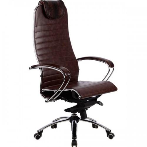 Кресло SAMURAI K1 BROWN для руководителя