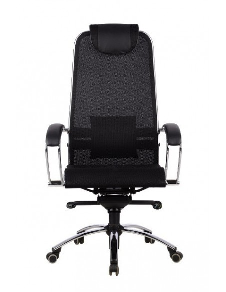 Кресло METTA SAMURAI S1 BLACK PLUS для руководителя