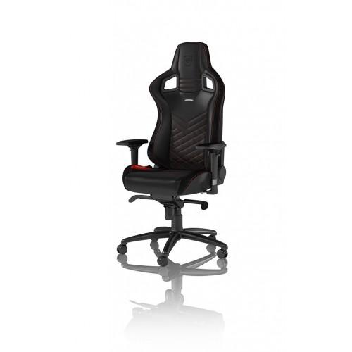 Кресло NOBLECHAIRS EPIC BLACK/RED для геймера