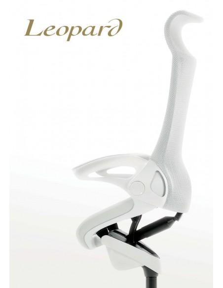 Кресло Okamura Leopard роботизированное на колесиках