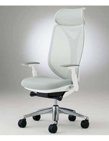 Кресло Okamura Sabrina SO для персонала с подголовником
