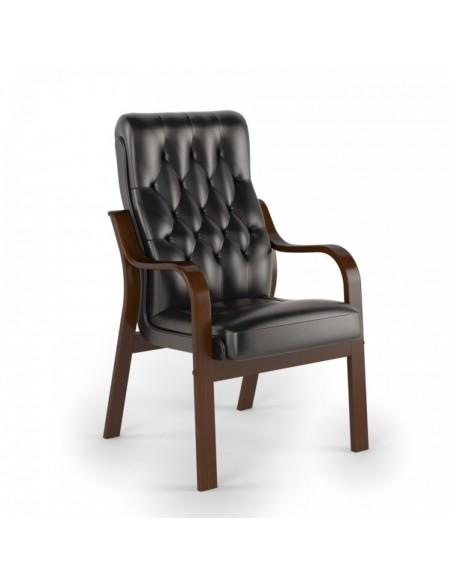 Кресло DIRECTORIA BOTTICELLI (DB13LB) для посетителя