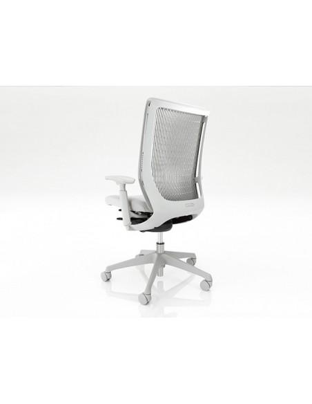Кресло Okamura Visconte для оператора с подлокотником, поясничным упором