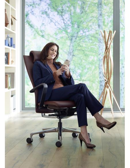 Кресло KLOBER CIELLO для руководителя