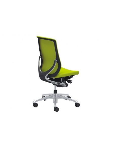 Кресло Okamura Zephyr для персонала без подлокотников