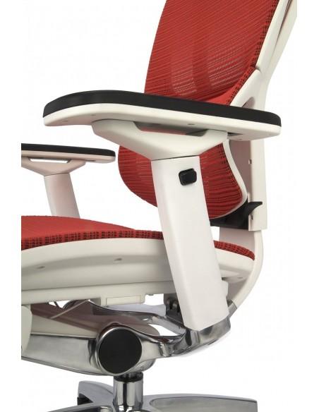 Кресло компьютерное MIRUS-IOO-WHITE эргономичное