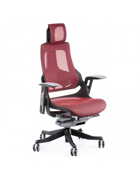 Кресло SPECIAL4YOU WAU DEEPRED NETWORK (E0802) компьютерное