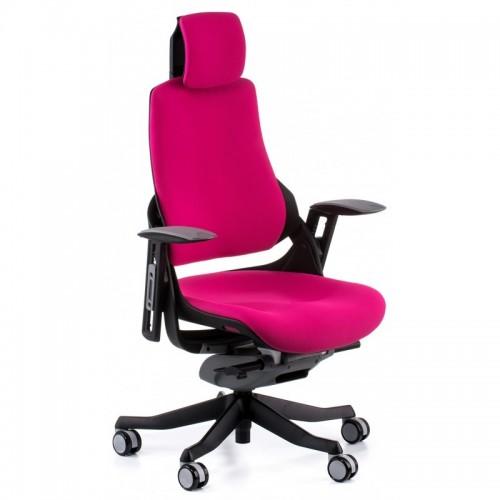 Кресло SPECIAL4YOU WAU MAGENTA FABRIC (E0734) компьютерное