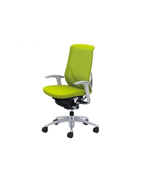 Кресло Okamura Zephyr для персонала с подлокотниками