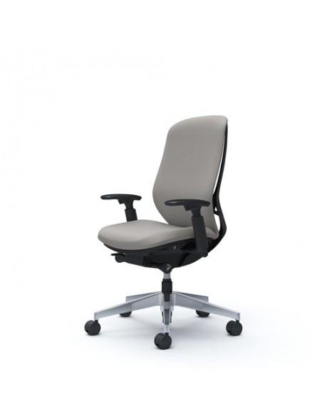 Кресло OKAMURA SYLPHY HIGH BACK FABRIC BLACK для персонала