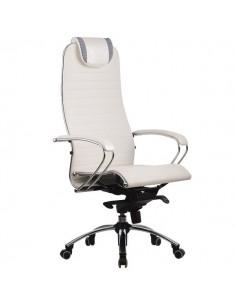 Кресло SAMURAI K1 WHITE для руководителя