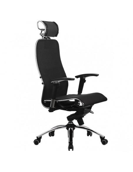 Кресло SAMURAI S3 BLACK PLUS для руководителя