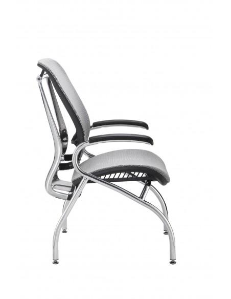 Кресло HOOKAY SPRING VISITOR 2 (SPM03-4P) для посетителей