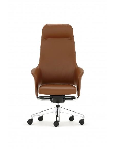 Кресло SENATOR RHAPSODY для руководителя, кожаное