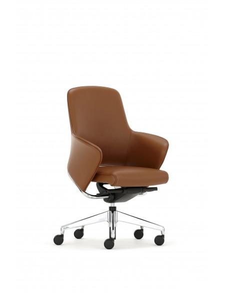 Кресло SENATOR RHAPSODY RH900 для посетителя, кожаное