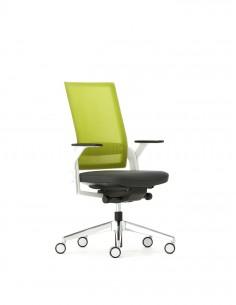 Кресло ECOFLEX WHITE (ECF 740) для оператора