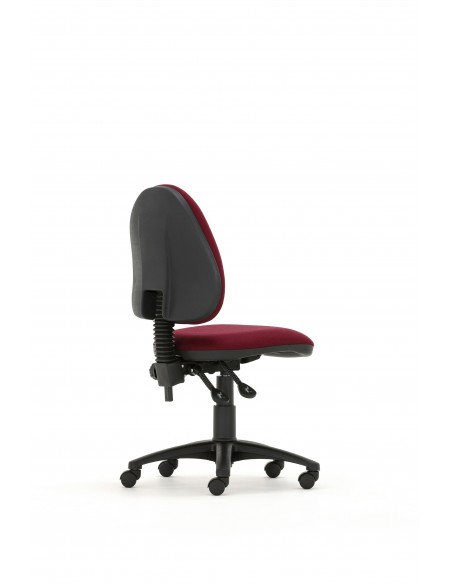 Кресло TORASEN M20 для оператора, без подлокотников