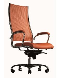 Кресло SITIA HAVANA (мод. HAVAF) для руководителя, кожаное