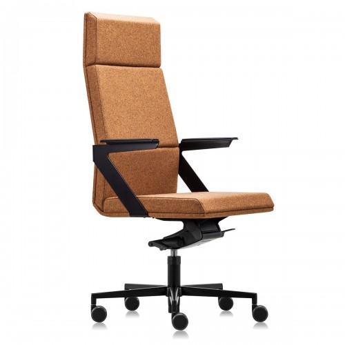Кресло VANK FIL для руководителя, тканевое
