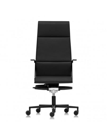 Кресло VANK FIL для руководителя, кожаное
