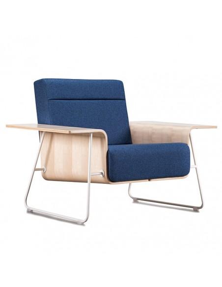 Кресло VANK DRONN для посетителя, тканевое