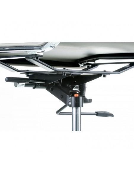 Кресло SPECIAL4YOU SOLANO GREY (E4879) для оператора