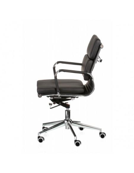 Кресло SPECIAL4YOU SOLANO 3 BLACK (E4800) для оператора