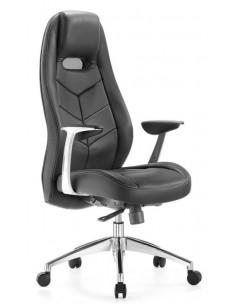 Кресло F102 BE для руководителя, черное