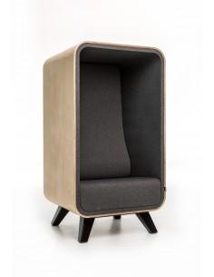 Акустическое звукопоглощающее кресло THE BOX LOUNGER