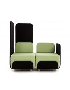 Модульная система сидений LOOOK INDUSTRIES AREA