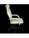 Кресло LK-13 Pl из натуральной перфорированной кожи