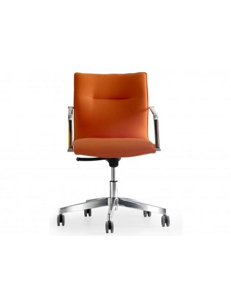 Кресло QUINTI SEDUTE MAYBE для персонала, тканевое