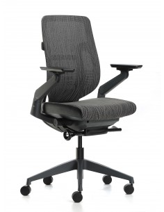 Кресло EAGLE SEATING KARME (арт. 1501C-2F24-Y) эргономичное, без подголовника