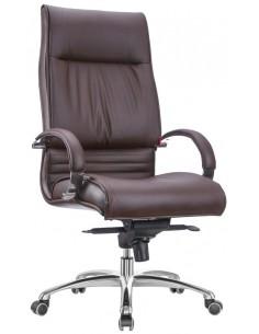 Кресло FA823 BRE для руководителя, коричневое
